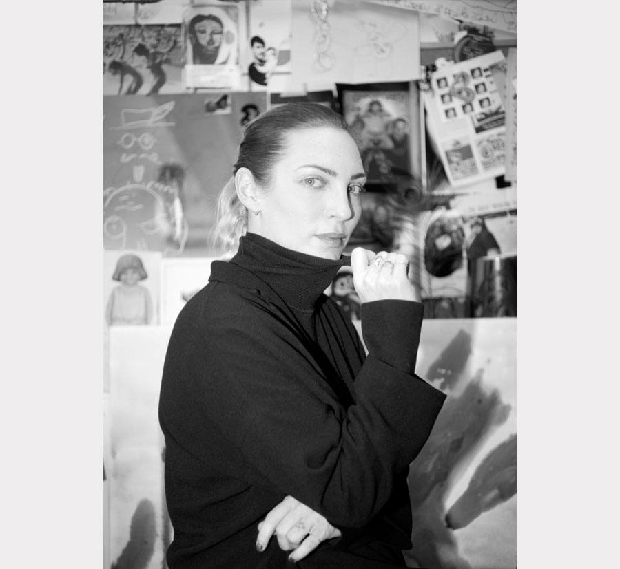 Anika Lori, kunstner